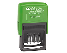 COLOP Datumsstempel Printer S260 Green Line