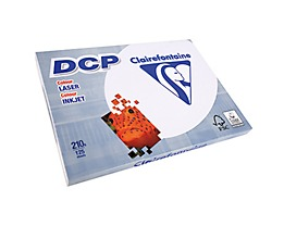 Clairefontaine Farblaserpapier DCP  DIN  210g ws 125 Bl./Pack.