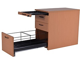 office akktiv CARINA Standcontainer