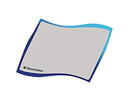 Soennecken Mousepad Optical 3780 21,5x17,5cm rutschfest blau
