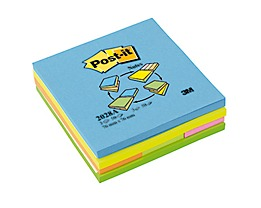 Post-it Haftnotiz Multi Notes 2028A sortiert 3 St./Pack.