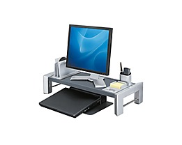 Fellowes Monitorständer Professional Series 8037401 gr/si