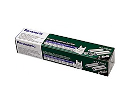 Panasonic Thermotransferrolle KXFA54X schwarz 2 St./Pack.