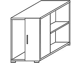 CLEARLINE Anstellcontainer