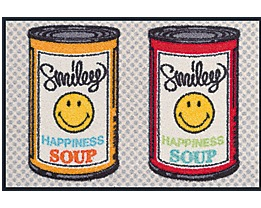 Türmatte Smiley Happiness Soup