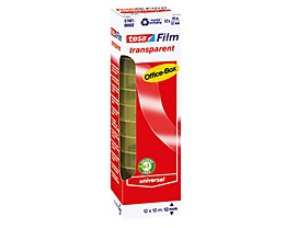 tesa Klebefilm tesafilm OfficeBox tr 12 St./Pack.