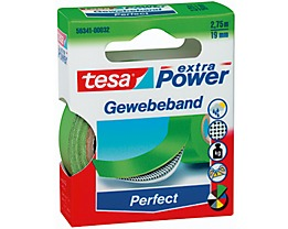 tesa Gewebeband Power Perfect 19mmx2,75m