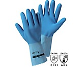 Handschuhe BLUE-LATEX - blau, VE 12 Paar