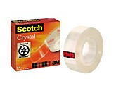 Scotch Klebefilm Crystal Clear 600   transparent