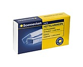 Soennecken Heftklammern  24/6  1.000 St./Pack.