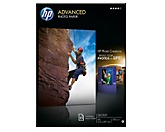 HP Fotopapier Advanced  DIN A4 250g weiß  Bl./Pack.