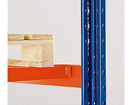 SLP Tiefensteg - zur Abstützung der Mittelkufe - für Regaltiefe 900 mm