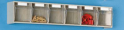 Klappkasten-System - Gehäuse-HxBxT 113 x 600 x 91 mm