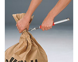 Drillapparat - für Kunststoff- und Papiersack