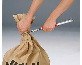 Drillapparat - für Kunststoff- und Papiersack - für Drahtschlinge