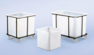 Rechteckbehälter aus Polyethylen - Inhalt 160 l