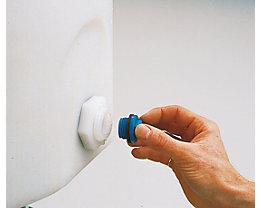 Auslaufstutzen - 3/4″ - aus PVC