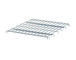 Einhängeboden - Drahtgitter - 640 x 810 mm