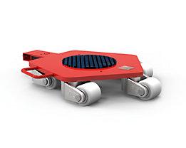 Rotationsfahrwerk - Tragfähigkeit 6000 kg