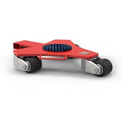 Rotationsfahrwerk - Tragfähigkeit 2000 kg