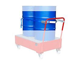 Spanngurtvorrichtung - Fasshaltegurt, für 2 x 200-l-Fässer