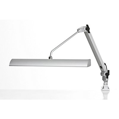 SIS Universal-LED-Gelenkleuchte, Leistung 28 W, Leuchtkopfbreite 577 mm, 4000 K, dimmbar