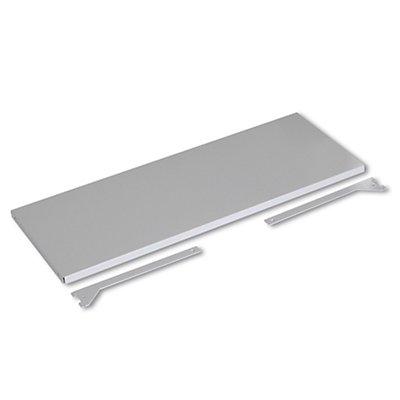 hofe Wandregal-Fachboden - Stahlblech, kunststoffbeschichtet
