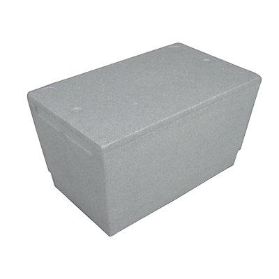 allit Kühlbox mit Deckel - BxTxH 286 x 430 x 268 mm, VE 4 Stk