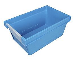 Lagerbehälter, VE 4 Stk - Breite 300 mm