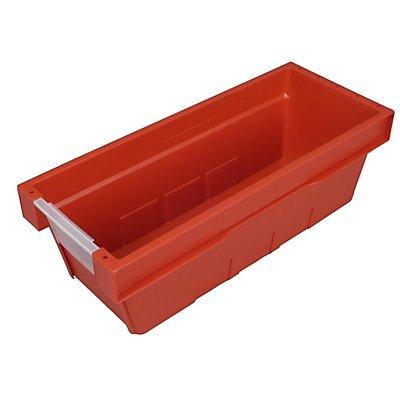 Lagerbehälter, VE 4 Stk - Breite 200 mm