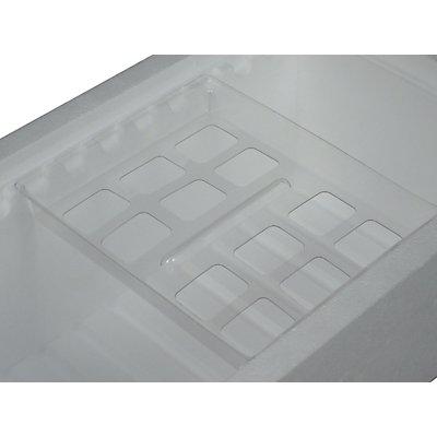 allit Einlegeschale - für 2 Kühlakkus, VE 4 Stk