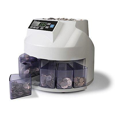 Safescan Automatischer Münzzähler und Sortierer - SAFESCAN 1250