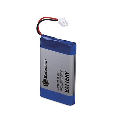 Safescan Batterie, aufladbar - SAFESCAN LB-205, Lithium