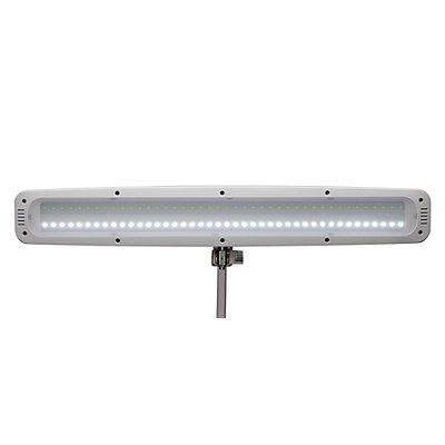 MAUL LED-Arbeitsplatzleuchte - 6500 K, weiß
