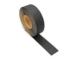 Antirutsch-Band, selbstklebend - VE 2 Rollen, schwarz - Breite 50 mm