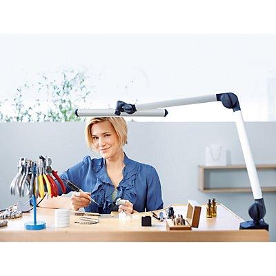 Waldmann LED-Gestängeleuchte - Universal-Arbeitsplatzleuchte mit Premium-LEDs