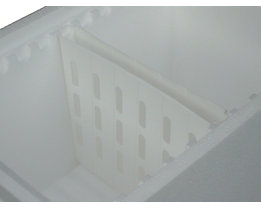 Kühlakku Halter - BxTxH 232 x 28 x 202 mm, VE 4 Stk