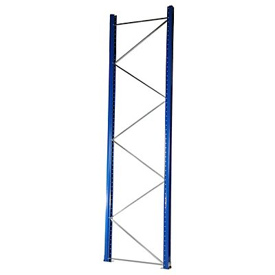Palettenregal-Stützrahmen, Traglast max. 8500 kg - Stützrahmenhöhe 3990 mm