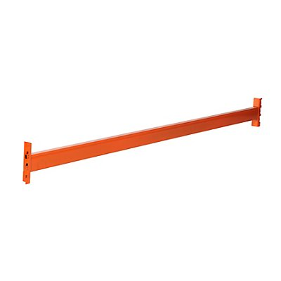 Palettenregal-Auflageträger - C-Profil, Traversenlänge 2700 mm, 1 Paar