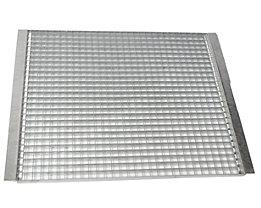 SLP Palettenregal-Boden - Gitterrostboden, Trägerlänge 2700 mm - Regaltiefe 750 mm