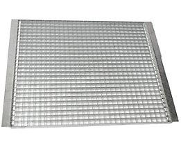 SLP Palettenregal-Boden - Gitterrostboden, Trägerlänge 2700 mm - Regaltiefe 900 mm