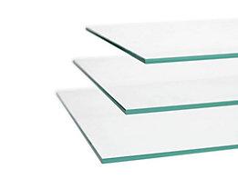 SDB Glasboden für Vitrine - für BxT 1000 x 300 mm, Wandvitrine, BxTxH 960 x 260 x 6 mm