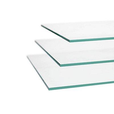 SDB Glasboden für Vitrine - für BxT 500 x 500 mm, BxTxH 460 x 460 x 5 mm
