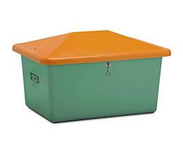 CEMO Behälter für Streugut - Volumen 550 Liter