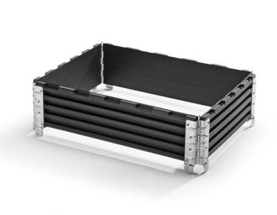 Kunststoffaufsatzrahmen, VE 2 Stk - für Palette 600 x 400 mm
