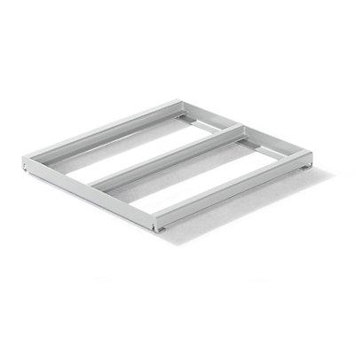 Lista Festrahmen - BxT 890 x 860 mm, Fachlast 1000 kg