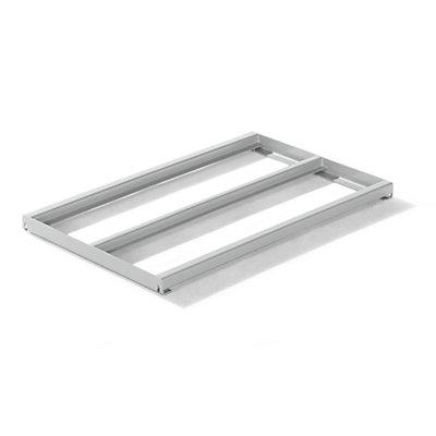 Lista Festrahmen - BxT 1290 x 860 mm, Fachlast 1000 kg