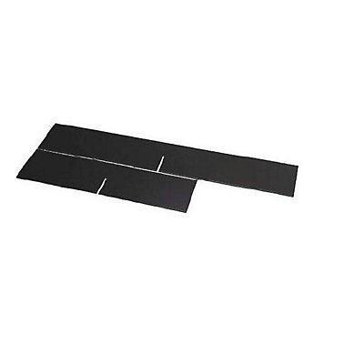 KIGA Aufsatzrahmenteiler, für Länge 1200 mm - 4fach