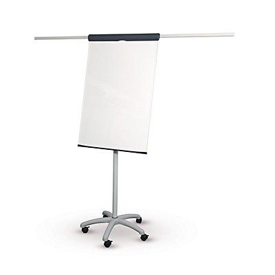 MAUL Flipchart, Sternfuß - Tafelhöhe 970 mm, weiß