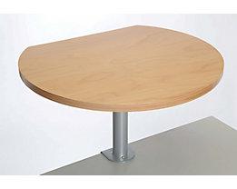 MAUL Tischpult mit Klemmfuß - Platte aus Buche